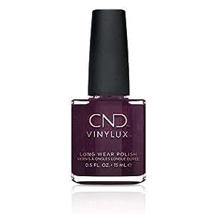 Amazon.com: CND Vinylux Weekly Nail Polish, Plum Paisley, .5oz ...