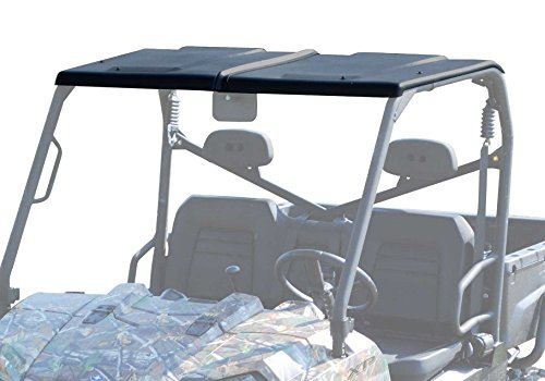 ger Fullsize 570 / XP 700 / XP 800 and Bobcat 3400 Series Plastic Roof - Installs In 5 Minutes! (Polaris Ranger Roof)