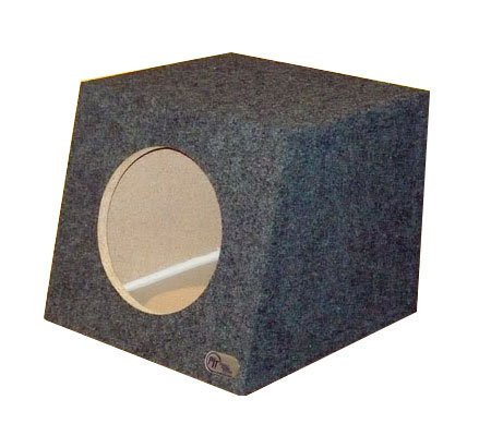 "R/T Sealed Single 12"" Hatchback Speaker Box - Large Air Volume (1.50)"