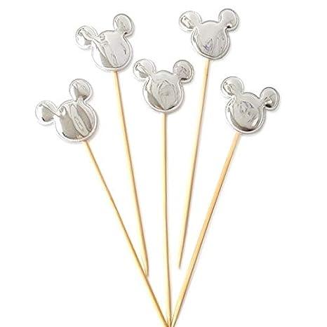 Amazon.com: 1 lote de 5 banderas de Mickey & Minnie Mouse ...