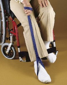 Leg Lifter, Blue/Navy Poly 42'' Regular size