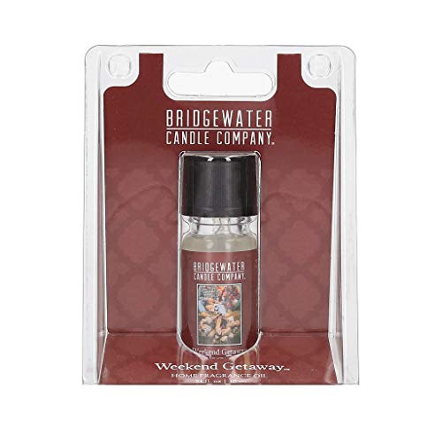 Bridgewater Candle Home Fragrance Oil - Weekend Getaway (Perfume Bottle Splendor)