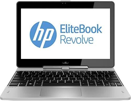 HP E1E64US EliteBook Revolve 810 G1 Tablet PC - 11.6 inch - Wireless LAN - Intel Core i5 i5-3437U 1.90 GHz - 8 GB RAM - 128 GB SSD - Windows 7 Professional 64-bit - Convertible - 1366 x 768 Multi-touch Screen Display (LED Backlight) - Bluetooth