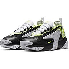 Inspired by the look of the late '90s, specifically the shoes featured in the Nike Alpha Project, the Nike Zoom 2K combines heritage style and the modern comfort of Zoom Air cushioning. A mix of materials on the upper is highlighted by rubber...