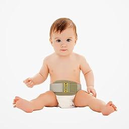 Meditex Infant and Child Umbilical Navel Hernia Truss Belt - Medium