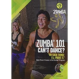 Generic Zumba 101 Workout DVD