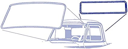 DENNIS CARPENTER FORD RESTORATION PARTS 1955-1956 Ford Car and 1955-1957 Ford T-Bird Right Windsheild Wiper Arm Compatible with Ford