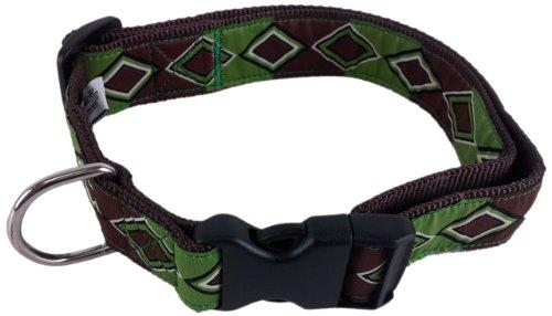 - La Petrick Basic Ribbon Harlequin Collar, Small