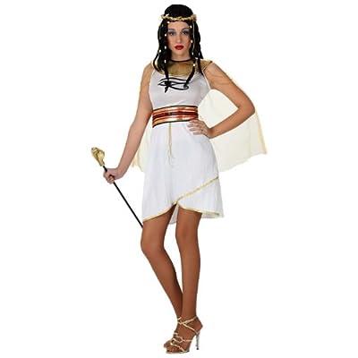 Atosa 15327 - Costume - Déguisement D'égyptienne - Adulte - Taille 2