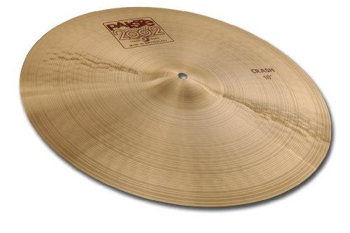 - Paiste 2002 Classic Cymbal Crash 18-inch