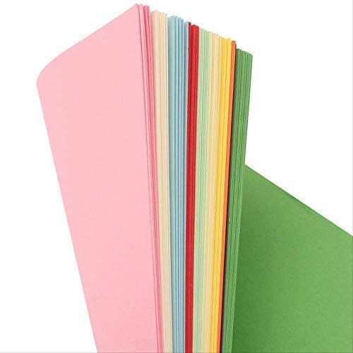 Druckerpapier A4 BLTLYX A4 Papierdrucker Tracking Kopieren Papier 12 Farbe 100pcs / Paket A4 Druck Papier 80g Kinder Manuelle Karte Scrapbook Drop 210 * 297mm Light Grey