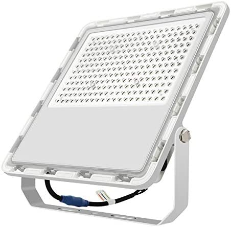 200W LED Flood Light 6500k, 20000Lumens, Super Bright Outdoor Floodlight, Weatherproof IP66, Suitable for Garden Porch Villa Lawn white 200W