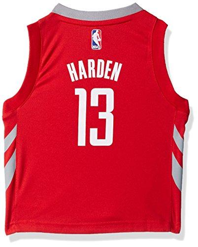 Outerstuff NBA Houston Rockets Children Boys Replica Road Player Jersey, 2T, Red