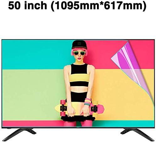 AOHMG TV Protectores de Pantalla de 50 Inch, Luz Anti Protección ...