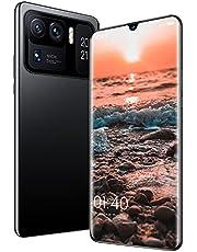 RADMI MI11 Ultra 6.7 Inch 4 / 5G Global Versie Smartphone 6800mAh 16 + 512GB 32 + 50MP MTK6889 Google GPS-netwerk Android Celular,zwart