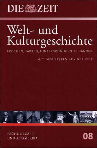 Bd.8   Frühe Neuzeit Und Altamerika