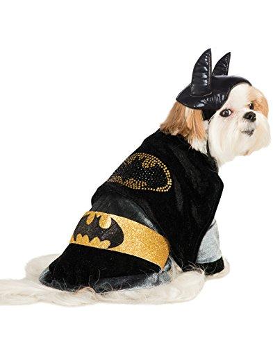 DC Comics Pet Costume, Small, Cuddly Batman (Cute Costumes For Men)