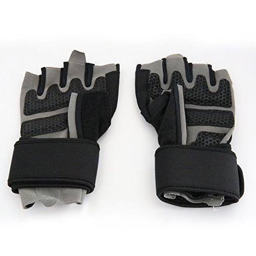 Aqf Weight Lifting Gloves Ultralight Breathable Gym Gloves: Pseudois Men's Weight Lifting Gloves For Gym Workout
