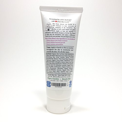 Natural Hand Cream For Women Moisturizing Lotion For Dry