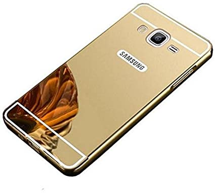 new styles 6375b 92718 COVERNEW Mirror Back Cover for Samsung Galaxy J2: Amazon.in: Electronics
