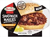 Hormel Sandwich Makers Chicken with Barbecue Sauce 7.5 oz (Pack Of 6)