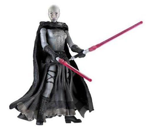 Star Wars Clone Wars Asajj -