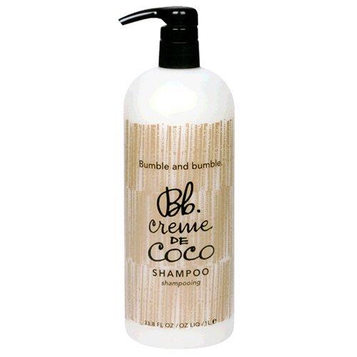 B000F4CXTM Bumble and Bumble Creme de Coco Shampoo, 33.8-Ounce Pump Bottle 410WMZGJ19L