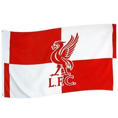 Liverpool FC Authentic EPL Flag QT