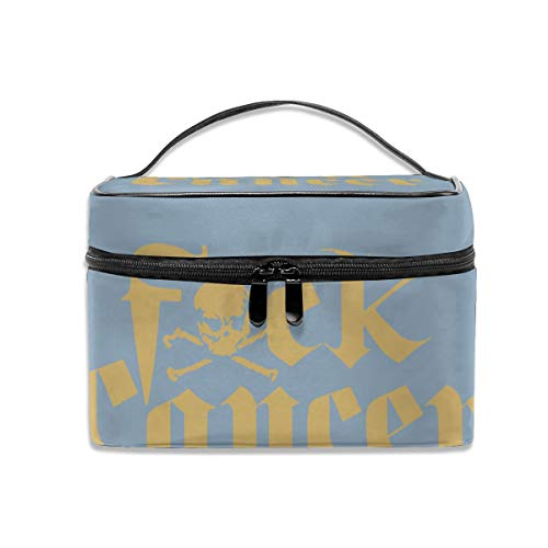 Blu Ray Lip Gloss - Portable Pattern Cosmetic Bags Makeup Bag For Women