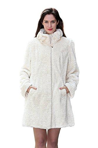 Persian Lamb Fur Coat Jacket - 3