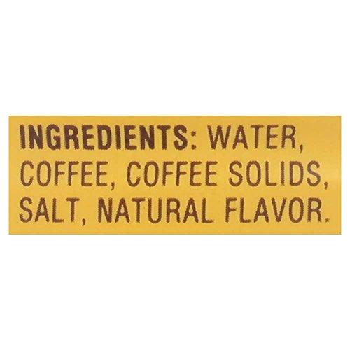 Gevalia Cold Brew Caramel Iced Coffee Concentrate, 32 oz