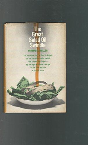 The Great Salad Oil Swindle