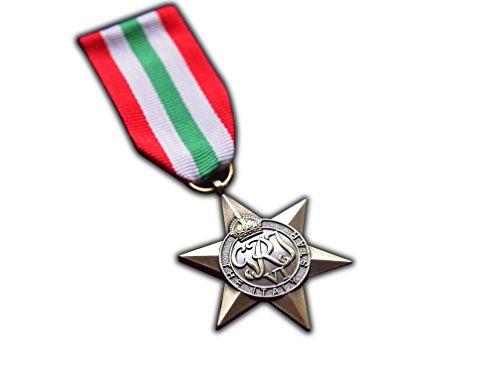 The Italy Star Military Medal WW2 Commonwealth British for sale  Delivered anywhere in Canada