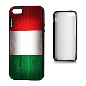 iphone 6 plus Bumper Case Italy National Flag by icecream design
