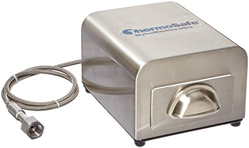 ThermoSafe 560 Stainless Steel Dry Ice Block Machine, 1 lb. Blocks (City Of Arlington Heights Il)