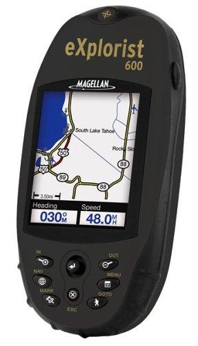 Magellan eXplorist 600 Water Resistant Hiking GPS