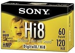 Sony Hi8 HMP - Hi8 tape - 1 x 120min