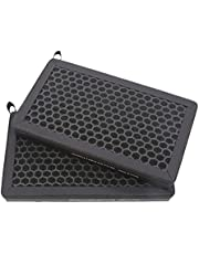 IPOTCH Premium Car Cabin Air Filter,with Activated Carbon,HEPA Cleaner, for Tesla Model 3,Against Dust Pollen