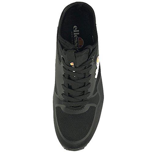 Ellesse Heritage LS4400 Runner Mens Retro Sports Fashion Trainer Shoe Black discount supply authentic sale online cheap get authentic cheap excellent cheap sale discount sl51XLrjVc