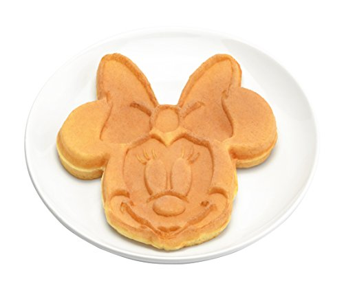 Disney Minnie Mouse Waffle Maker by Disney (Image #3)