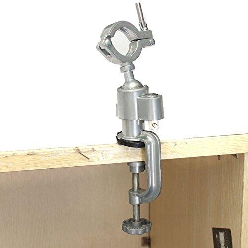 BephaMart Grinder Holder Bench Vise For Electric Work Stand Dremel Rotary Tools