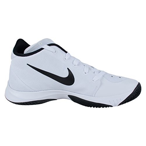 Nike Herren Zoom Hyperquickness 2015 Basketballschuhe White/Black