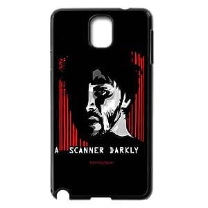 HXYHTY Design Case of A Scanner Darkly Phone Case For Samsung Galaxy note 3 N9000 [Pattern-4]