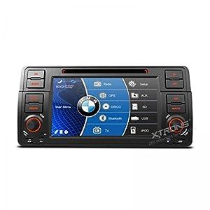 Xtrons 174 Pf7146b 7 Quot Hd Touch Screen Dvd Player With Sat Nav