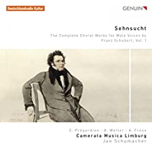 Sehnsucht - the Complete Works for Male Voices 1