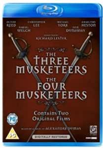 Three Musketeersthe Four Musketeers [Edizione: Regno Unito] [Reino Unido]