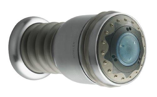 KOHLER K-8509-G MasterShower Three-Way Bodyspray, Brushed Chrome