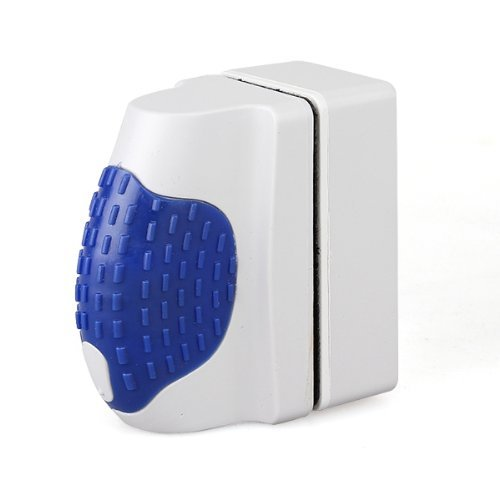 Sonline Limpiador Limpia Cristales con Iman Imantado Magnetico para Acuario: Amazon.es: Hogar