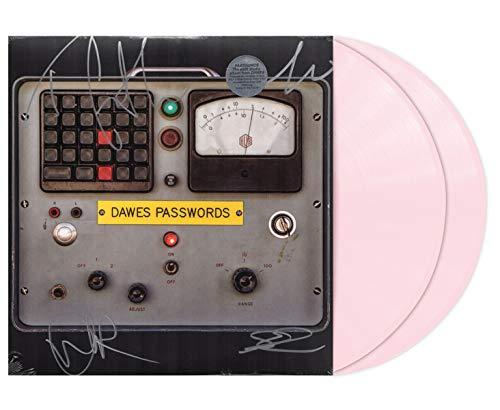 (Passwords [Pink Transparent Fiberglass Vinyl & Signed] [B&N)