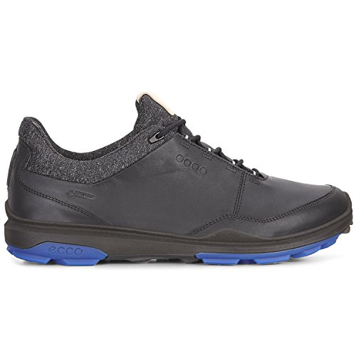 Ecco Biom Hybrid 3 Black / Bermuda Blue Uk 7.5